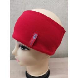 Čelenka bavlnená červená REPAL