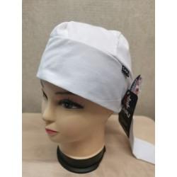 Šatka bavlnená biela CAPU
