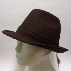 Pánsky klobúk ELEGANT hnedý...