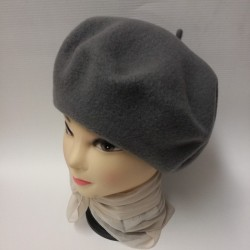 Dámska vlnená baretka...