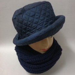 Dámsky klobúk modrý EMIR